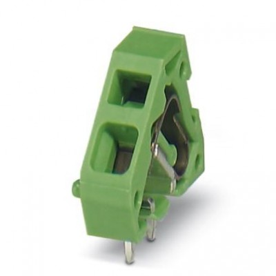 Клеммные блоки для печатного монтажа - ZFKDSA 2,5-5,08-11 KMGY TB - 1935543