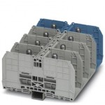 Болтовые клеммы - RBO 12-3L/N - 3076264