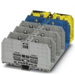 Болтовые клеммы - RBO 16-3L/N - 3076277