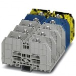 Болтовые клеммы - RBO 10-3L/N/FE - 3076293