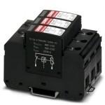 Разрядник для защиты от импульсных перенапряжений, тип 2 - VAL-MS 1000DC-PV/2+V - 2800628