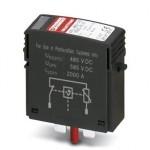 Штекерный модуль для защиты от перенапряжений, тип 2 - VAL-MS 1000DC-PV-ST/4 - 1019121