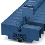 Болтовые клеммы - RBO 10-HC BU - 3247977