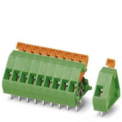 Клеммные блоки для печатного монтажа - ZFKDS 1-W-3,81 - 1705003