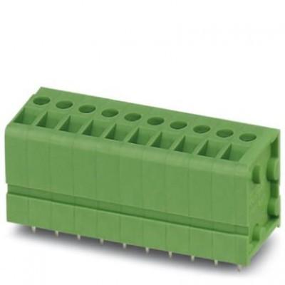 Клеммные блоки для печатного монтажа - FRONT 2,5-V/SA10/10 - 1700778