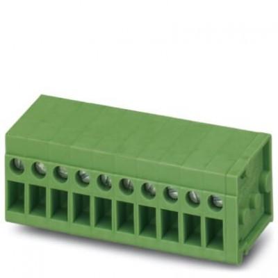 Клеммные блоки для печатного монтажа - FRONT 2,5-H/SA 5/ 4 - 1700781