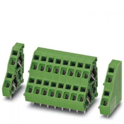 Клеммные блоки для печатного монтажа - ZFKKDS 2,5-5,08 OG - 1935925