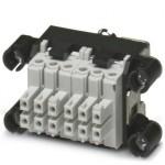 Комплект контактных вставок - VC-TR1/2M-PEA-S66-SET - 1607191