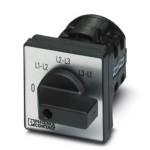 Переключатель вольтметра - RS20-US-S0004-0204-014H-001 - 3069700