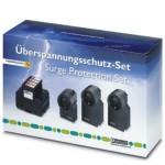 Комплект устройств защиты от перенапряжений - GEB-SET-T1/T2 TAE/TV-SAT - 2801022