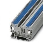 Клемма для быстрого подключения - QTC 1,5 L BU - 3205020
