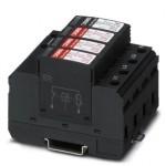Разрядник для защиты от импульсных перенапряжений, тип 2 - VAL-MS 230 IT/3+1 - 2858548
