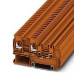 Клеммный модуль для подключения датчиков и исполнительных элементов - PTIO-IN 2,5/3 OG - 3244559