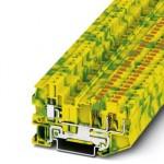 Клемма защитного провода - PTU 4-TWIN-PE - 3211862