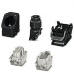 Комплект вставных соединителей - HC-EVO-B10PT-BWD-HL-M25-PLRBK - 1407711