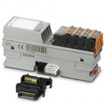 Модуль ввода-вывода - AXL F RTD4 1H - 2688556
