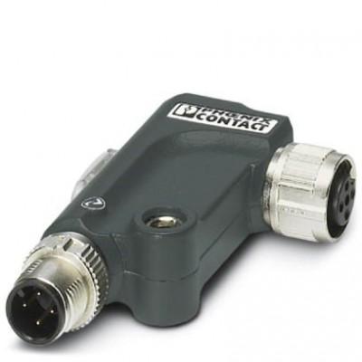 Децентрализ. устройство ввода-вывода - AXL E IOL AO1 I M12 R - 2700282