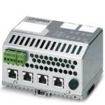 Промышленный коммутатор - FL SWITCH IRT 4TX - 2700689