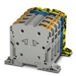 Клемма для высокого тока - PTPOWER 50-3L/N/FE-F - 3260060