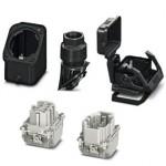 Комплект вставных соединителей - HC-EVO-B06PT-BWSC-HL-M20-PLRBK - 1407710