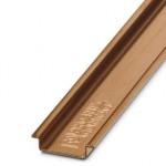 Несущая рейка без перфорации - NS 35/ 7,5 CU UNPERF 2000MM - 0801762