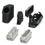 Комплект вставных соединителей - HC-EVO-B24PT-BWSC-HH-M32-PLRBK - 1408794