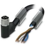 Силовой кабель - SAC-4P- 1,0-PUR/M12FRT - 1408827
