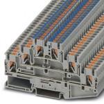 Многоярусный клеммный модуль - PT 2,5-L/L/N - 3210500