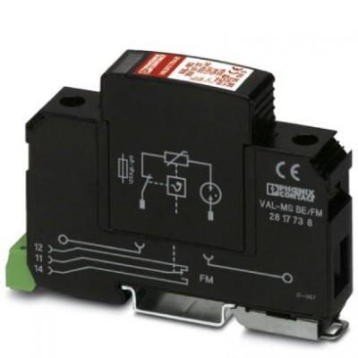 Разрядник для защиты от импульсных перенапряжений, тип 2 - VAL-MS 350 VF/FM - 2856579