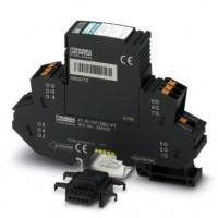 Устройство защиты от перенапряжений - PT-IQ-1X2-24DC-PT - 2801255