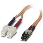 Оптоволоконный патч-кабель - FOC-SC:A-LC:A-GZ01/1 - 1409790