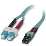 Оптоволоконный патч-кабель - FOC-SC:A-LC:A-GZ02/1 - 1409791