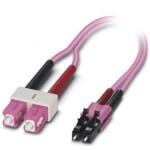 Оптоволоконный патч-кабель - FOC-SC:A-LC:A-GZ03/1 - 1409792