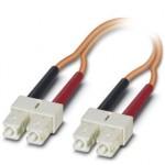 Оптоволоконный патч-кабель - FOC-SC:A-SC:A-GZ01/1 - 1409798