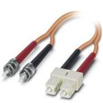 Оптоволоконный патч-кабель - FOC-ST:A-SC:A-GZ01/1 - 1409819