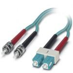Оптоволоконный патч-кабель - FOC-ST:A-SC:A-GZ02/1 - 1409821