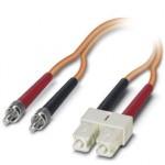 Оптоволоконный патч-кабель - FOC-FS:A-SC:A-GZ04/1 - 1409857