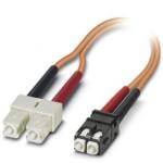 Оптоволоконный патч-кабель - FOC-SC:A-SJ:A-GZ01/1 - 1409810