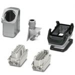 Комплект вставных соединителей - HC-EVO-B16PT-BWD-HH-M25ELC-AL - 1411489