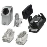 Комплект вставных соединителей - HC-EVO-B16PT-BWSC-HH-M25ELC-AL - 1411492