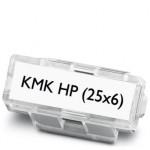 Держатель для маркировки кабеля - KMK HP (25X6) - 0830720