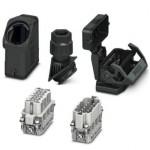 Комплект вставных соединителей - HC-EVO-A10UT-BWSC-HH-M20-PLRBK - 1411357
