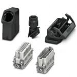 Комплект вставных соединителей - HC-EVO-A16UT-BWS-HH-M25-PLRBK - 1411358
