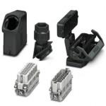 Комплект вставных соединителей - HC-EVO-A16UT-BWSC-HH-M25-PLRBK - 1411359