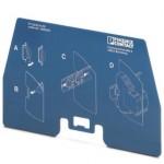 Разделительная пластина - PT-IQ-EX-H-PP - 2905024
