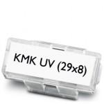 Держатель для маркировки кабеля - KMK UV (29X8) - 1014107
