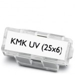 Держатель для маркировки кабеля - KMK UV (25X6) - 1014106