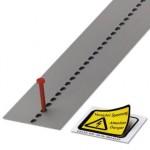 Комплект предупредительной таблички - WS/BK-SET - 0801607