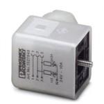 Штекерный модуль для электромагнитного клапана - SACC-V-5CON-PG9/AD-2L 24V - 1527948