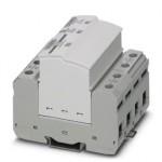 Комбинация разрядников типа1+2 - FLT-SEC-T1+T2-1S-350/25-FM - 2905466